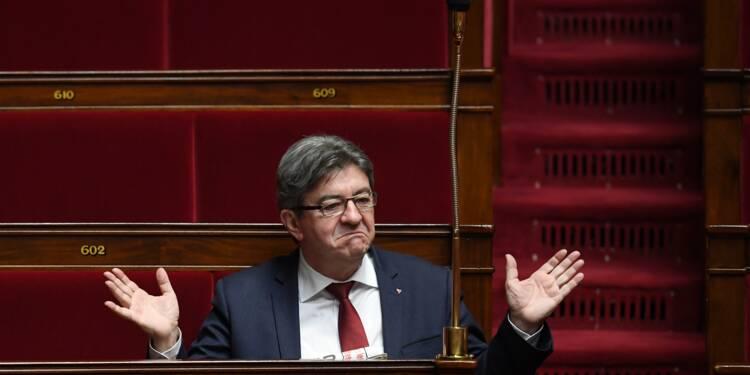 Jean-Luc Mélenchon aurait très bien soigné ses amis durant la campagne présidentielle
