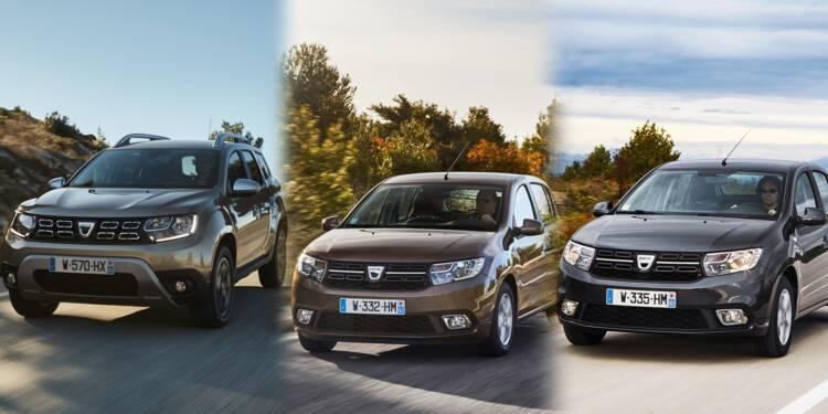 1 million de Dacia vendues en France : les raisons de ce succès