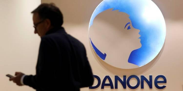 Danone va céder plus de 14% du capital du japonais Yakult