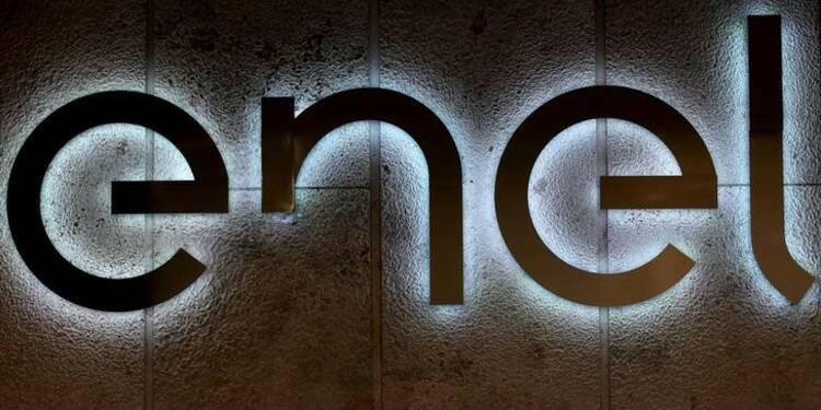 Enel confirme ses objectifs annuels après une solide année 2017