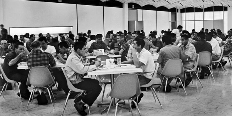 La petite histoire de la cafétéria d'entreprise