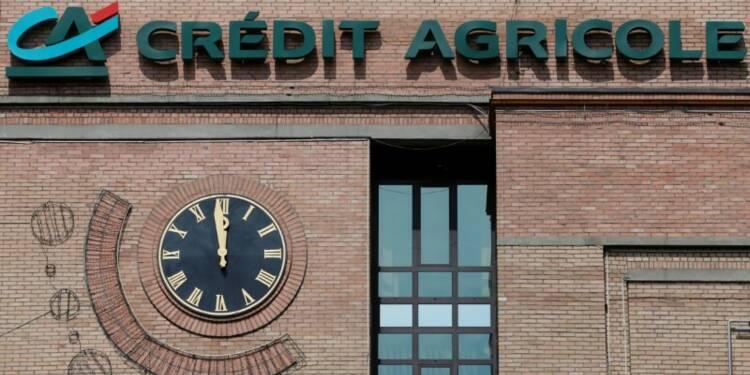 Le Crédit agricole freiné par la fiscalité