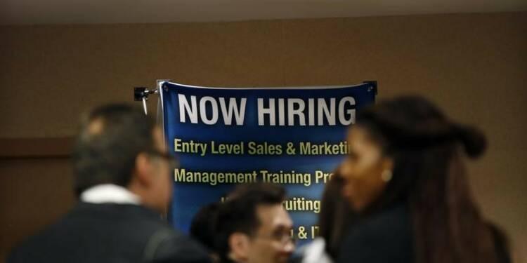 Rebond des inscriptions hebdomadaires au chômage aux États-Unis