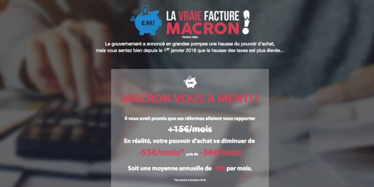 Pouvoir d'achat : Dupont-Aignan lance un simulateur, trompeur sur l'addition