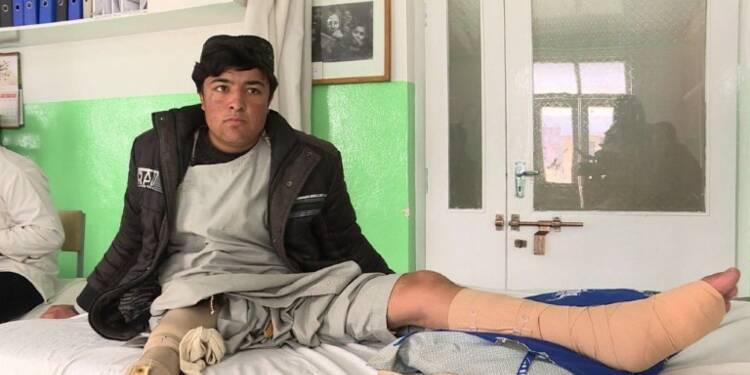 Blessures de guerre: l'agonie sans fin des civils afghans