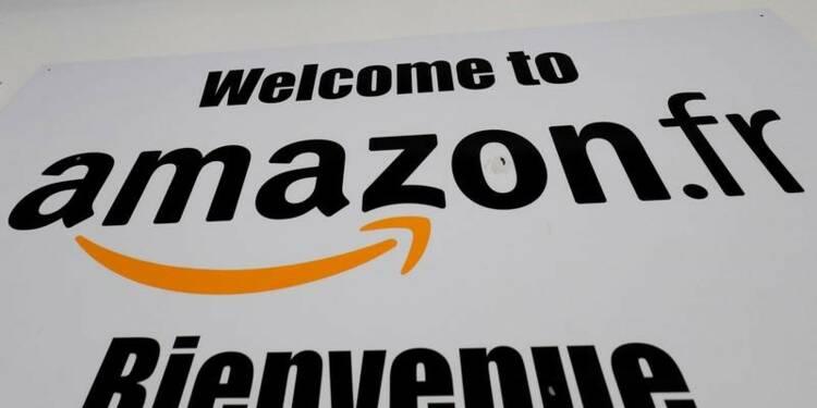 Amazon recrute à tour de bras en France !