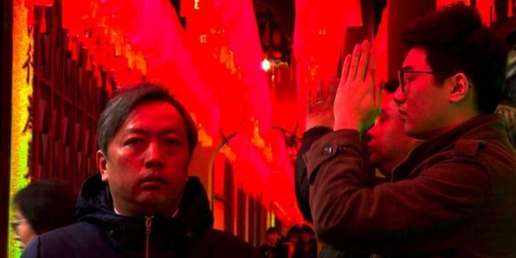 Année du chien: Shanghaï célèbre la nouvelle année