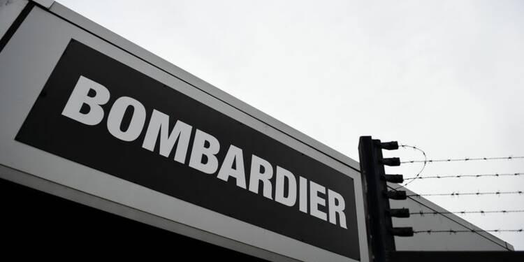 Bombardier voit son résultat opérationnel augmenter de 50% au 4e trimestre