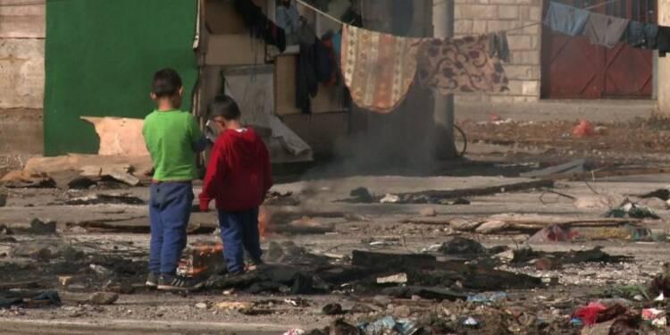 Les Roms du Kosovo, victimes oubliées de la guerre