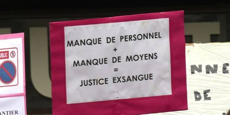 Projet de réforme de la justice: mobilisation à Rennes