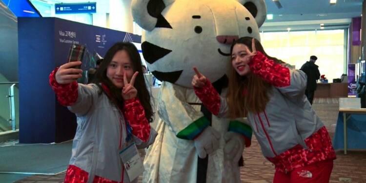 JO-2018: Vis ma vie de mascotte olympique