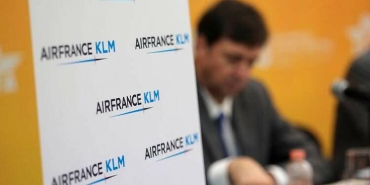Air France-KLM annonce une année 2017 record