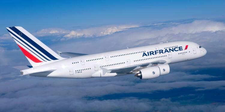 Air France-KLM en grande forme, mais grève à l'horizon