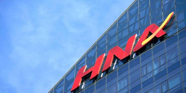 HNA réduit sa participation dans Deutsche Bank