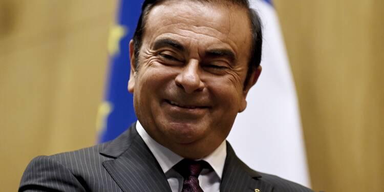Renault : non, la rémunération de Carlos Ghosn ne va pas baisser de 30%