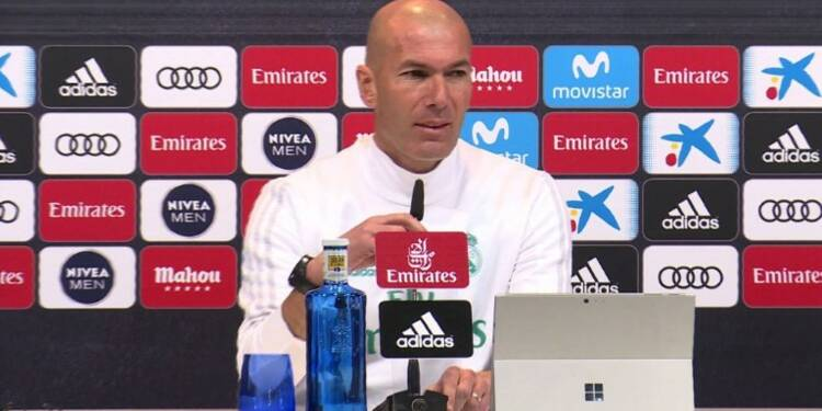 Real Madrid: Zidane veut
