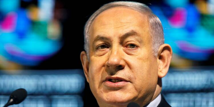 Netanyahu se dit prêt à intervenir contre l'Iran si nécessaire