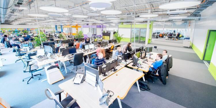 Google, Microsoft... les entreprises préférées des salariés du  secteur high-tech