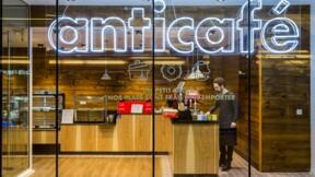 L'Anticafé, le café où on paye au temps passé