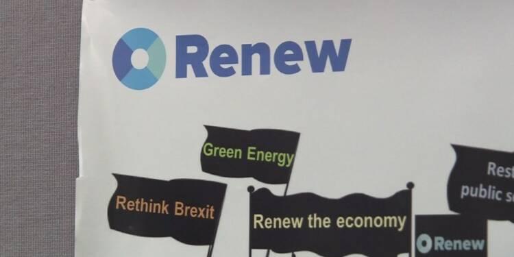 Londres: lancement d'un parti anti-Brexit, inspiré d'
