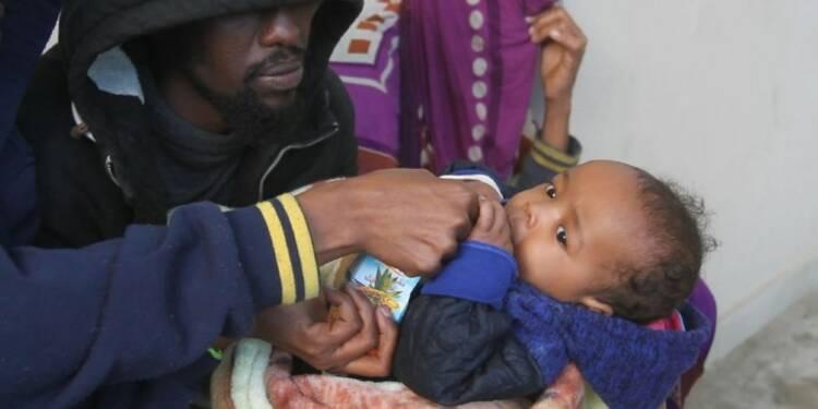 Libye: près de 117 migrants secourus au large des côtes