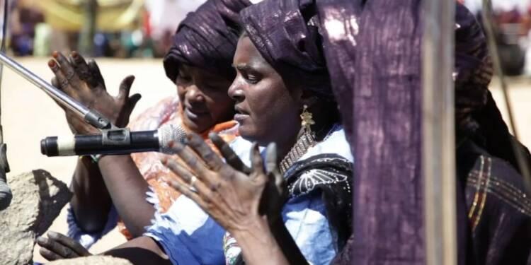 Niger:le plus grand festival de touaregs du monde dans une oasis