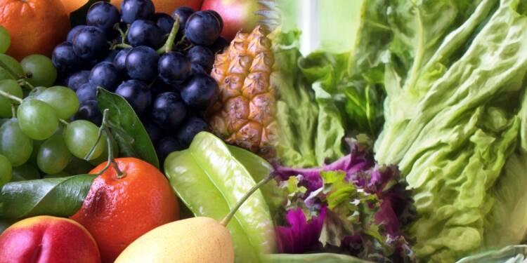 Les 20 Fruits et légumes qui contiennent le plus de pesticides