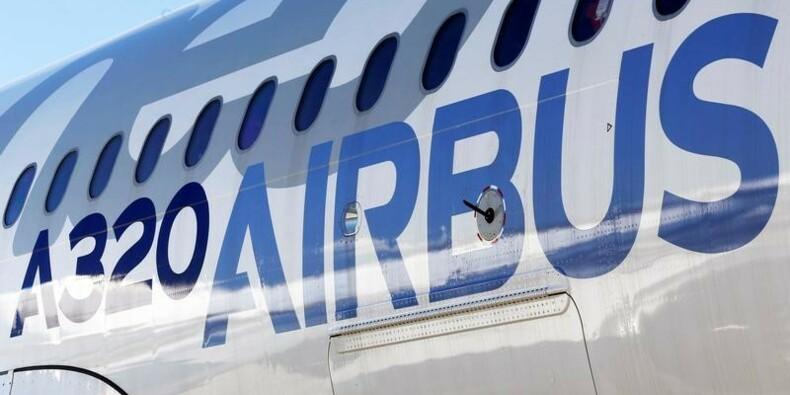 Airbus envisage d'augmenter la production de son A350