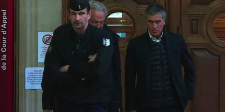 Procès en appel de Jérôme Cahuzac: 3 ans de prison ferme requis