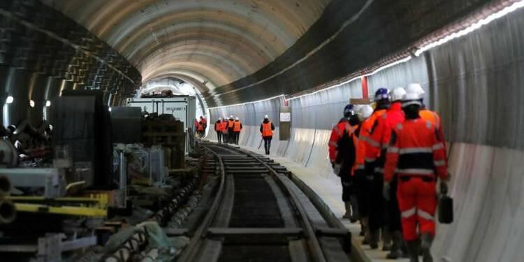 Vinci construira la ligne 14 sud du Grand Paris