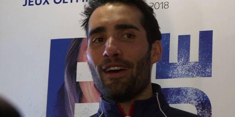 JO-2018: Fourcade savoure sa 3e médaille d'or