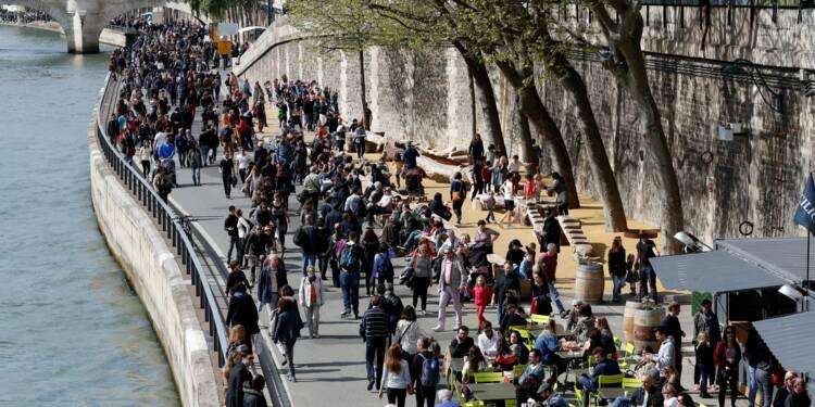 Paris : la piétonnisation des berges rive droite annulée par le tribunal administratif