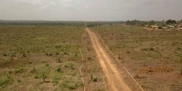 Liberia: une population sans terre attend des droits