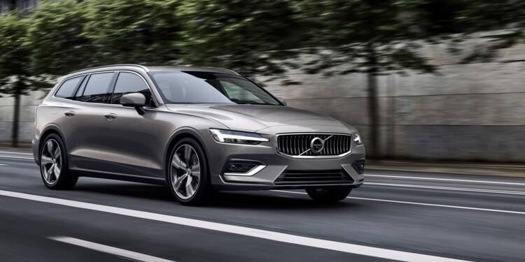 volvo v60 2018 le break n est pas mort malgr l av nement du suv. Black Bedroom Furniture Sets. Home Design Ideas