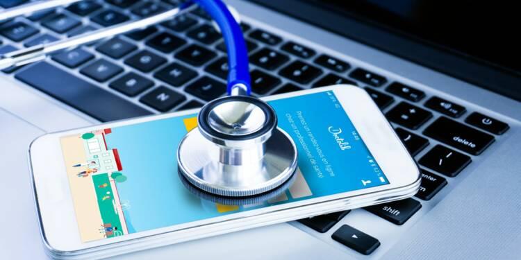 Rendez-vous chez le médecin : les délais fondent avec Doctolib et MonDocteur