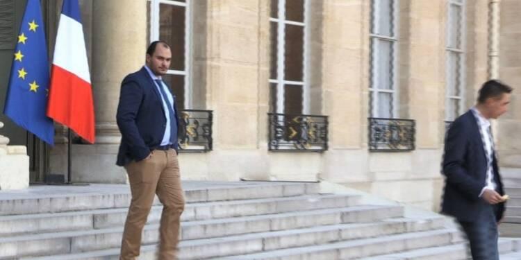 Elysée: près de 700 agriculteurs reçus par Macron