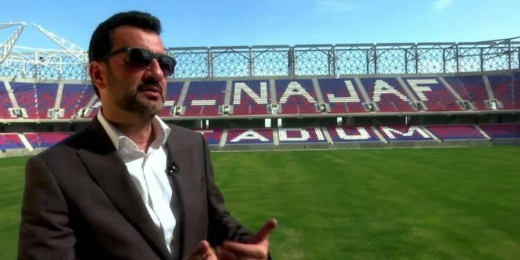 L'Irak veut que la Fifa y autorise des matches internationaux