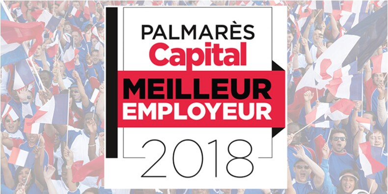 Exclusif : le palmarès des meilleurs employeurs de France