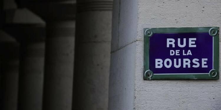 La Bourse de Paris toujours peu inspirée à mi-séance