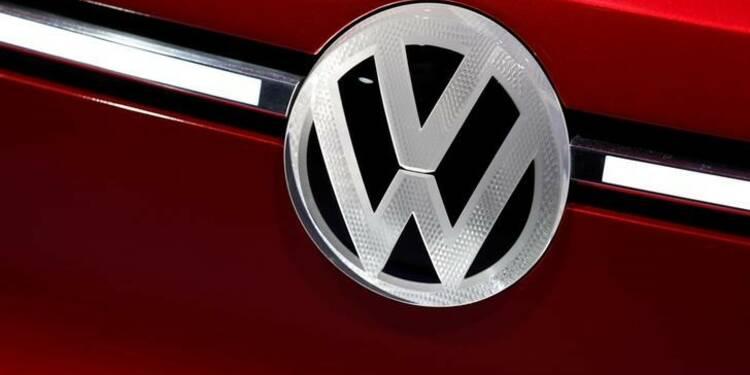 Bénéfice net en hausse — Volkswagen