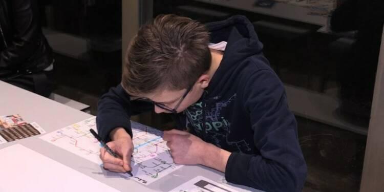 Autiste, un écolier tchèque devient designer à succès