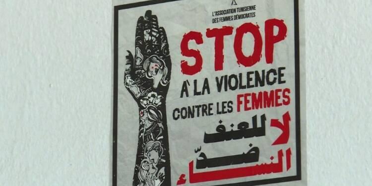 Tunisie: une loi pour les femmes victimes de violences