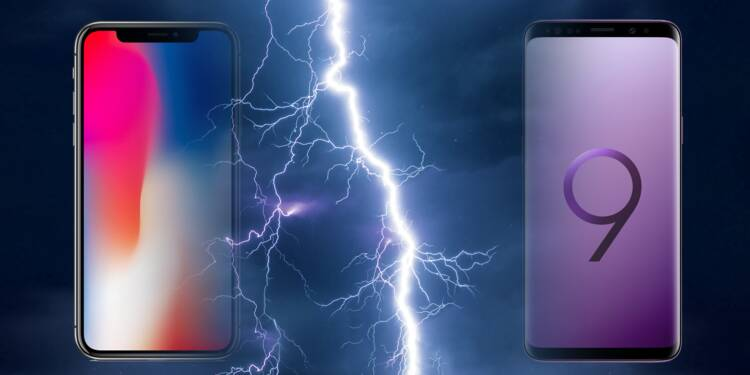 Le Samsung Galaxy S9 va-t-il enterrer l'iPhone X ?