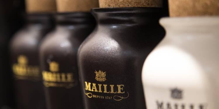 Comment Maille est devenue la moutarde préférée d'Obama et Madonna