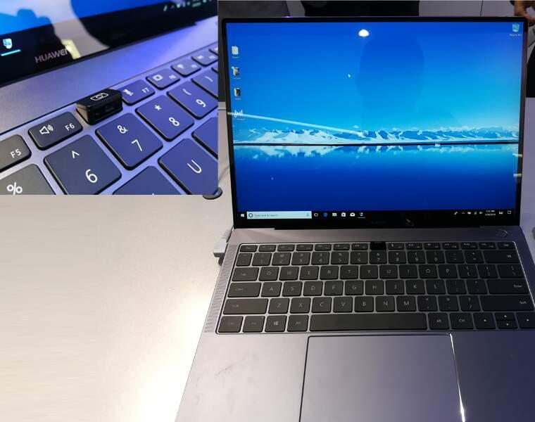 Huawei dévoile un PC ultra fin et tactile, le MateBook X Pro