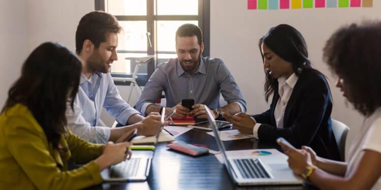 Slack, Workplace, Azendoo... le boom des réseaux sociaux d'entreprise