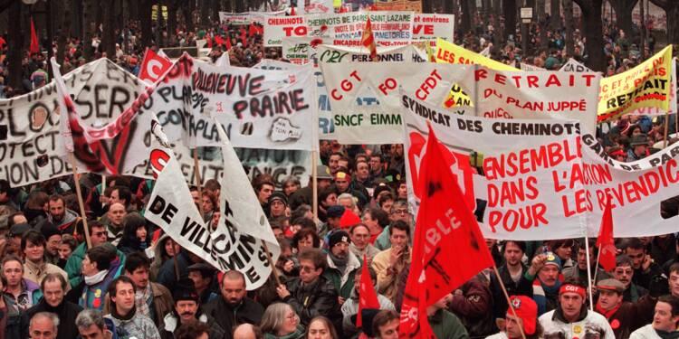Réforme de la SNCF : doit-on craindre une grève monstre comme en 1995?