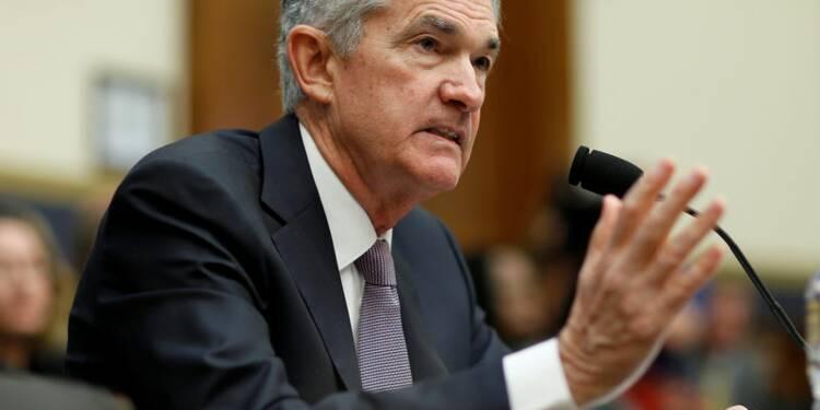 USA: Powell relance les anticipations sur 4 hausses de taux en 2018