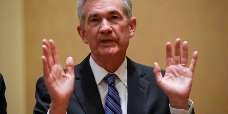 """USA: Powell confirme des hausses de taux """"graduelles"""""""