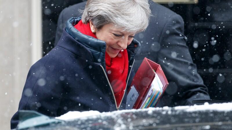 Brexit: Londres rejette le projet de traité de divorce dévoilé par l'UE